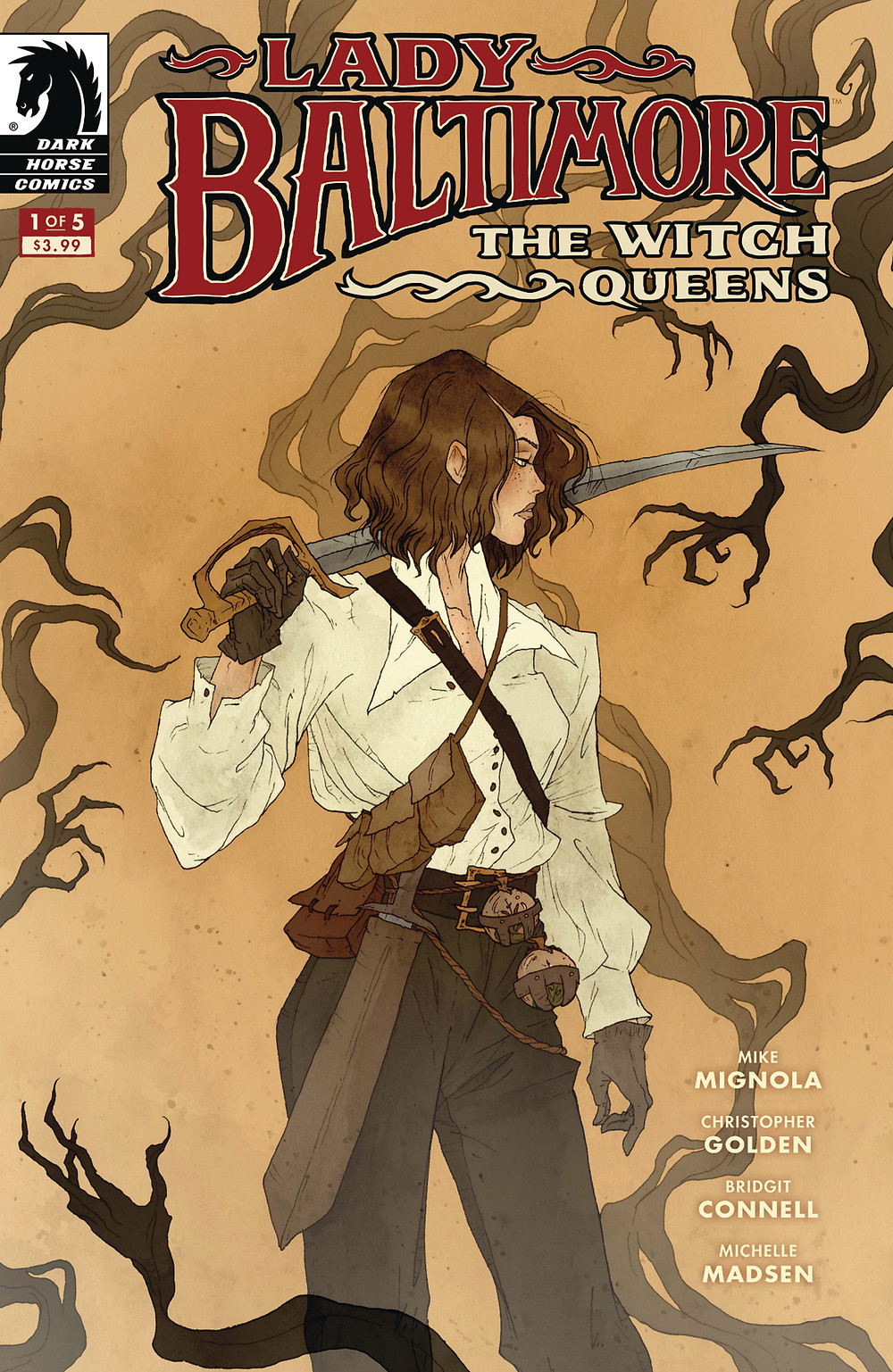 Lady Baltimore Witch Queens #1 Cover