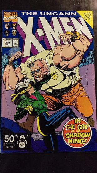UNCANNY X-MEN #278 (JUL 1991)