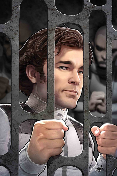 STAR WARS HAN SOLO IMPERIAL CADET #2 (OF 5)