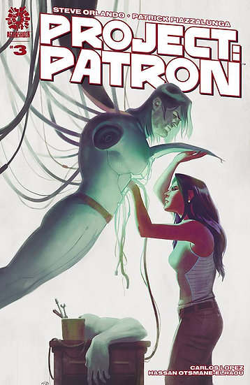 PROJECT PATRON #3