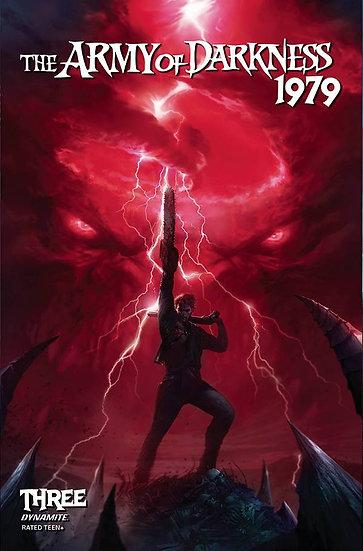 ARMY OF DARKNESS 1979 #3 CVR A MATTINA