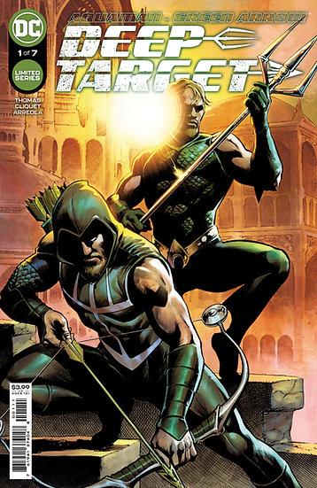 Aquaman/Green Arrow - Deep Target #1