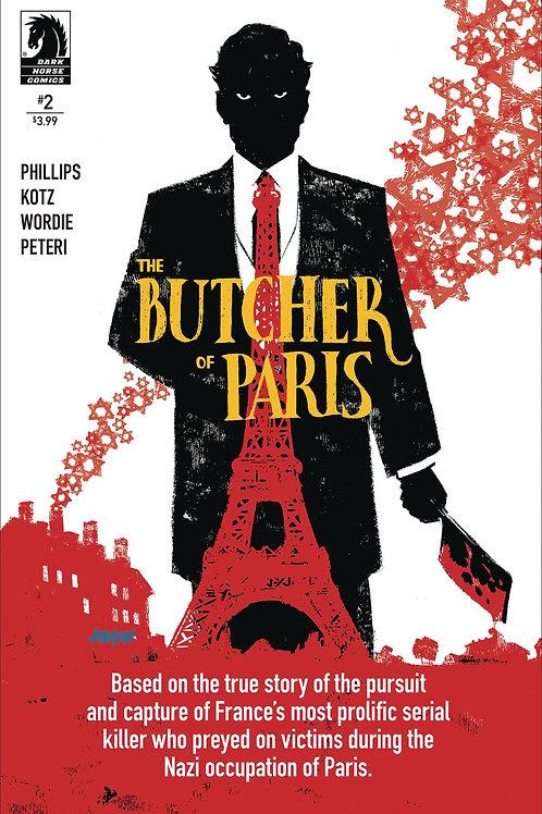 BUTCHER OF PARIS #2 (OF 5) (MR)