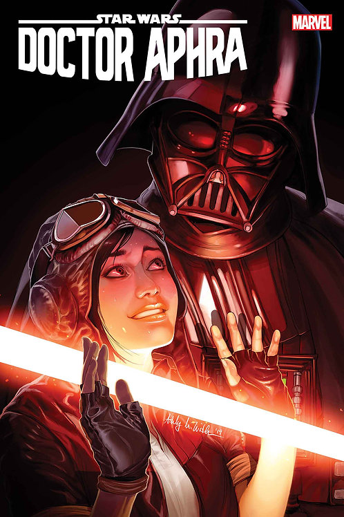 STAR WARS DOCTOR APHRA ANNUAL #3