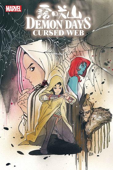 DEMON DAYS CURSED WEB #1