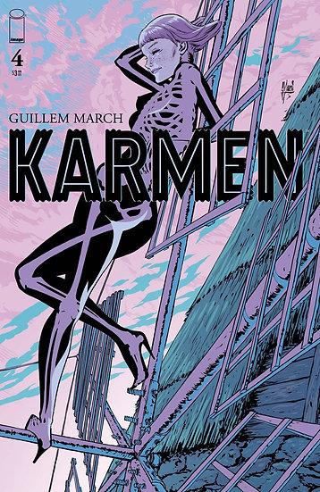 KARMEN #4 (OF 5) (MR)