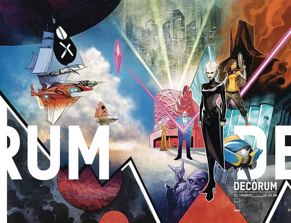 Cover if Decorum