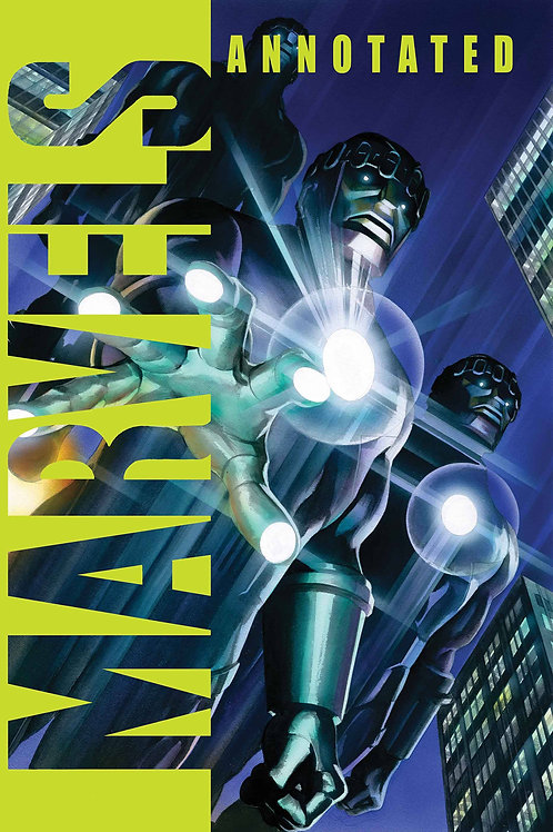 MARVELS ANNOTATED #2 (OF 4) (75960609394600211)