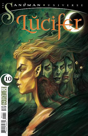 LUCIFER #10 (MR)