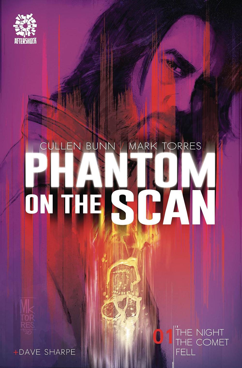 Phantom on Scan #1 Cover