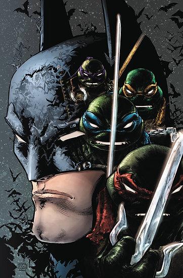 BATMAN TMNT III #2