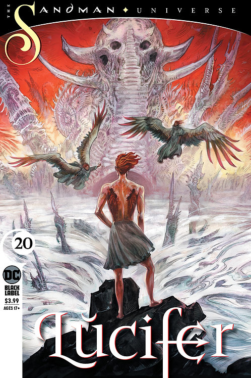 LUCIFER #20 (MR)