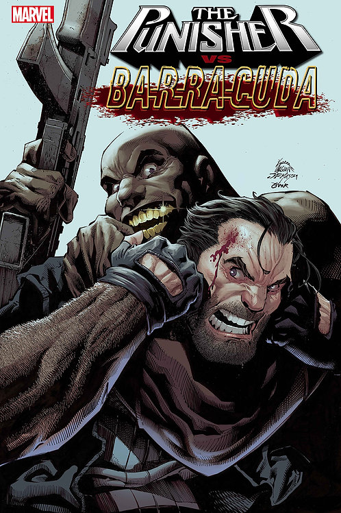 PUNISHER VS BARRACUDA #2 (OF 5)