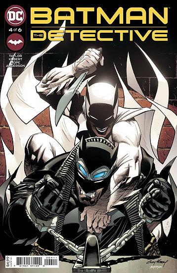 BATMAN DETECTIVE #4
