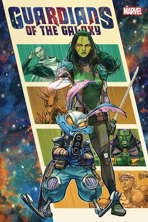 GUARDIANS OF THE GALAXY #3 (75960609657200311)