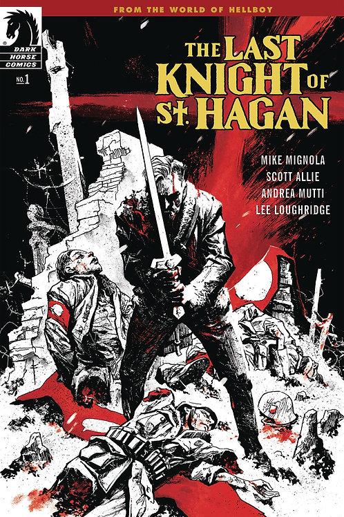 LAST KNIGHT OF ST HAGAN #1 (OF 4)