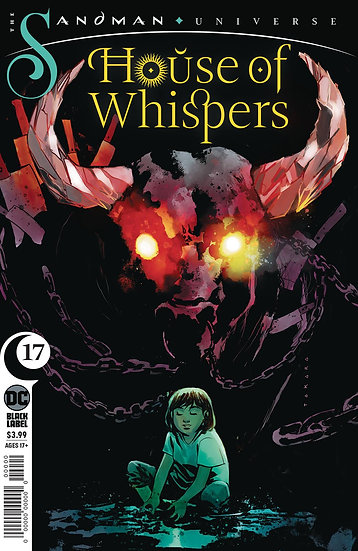 HOUSE OF WHISPERS #17 (MR)