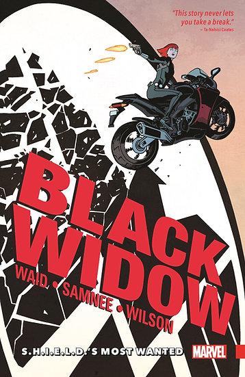 BLACK WIDOW (2016) Vol 01: S.H.I.E.L.D.'S MOST WANTED
