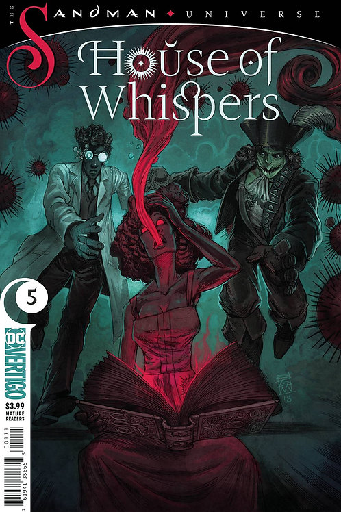 HOUSE OF WHISPERS #5 (MR)