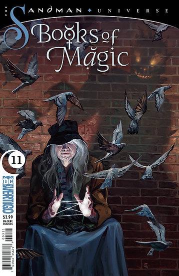 BOOKS OF MAGIC #11 (MR)