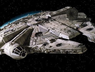 """""""Big Red Eye WOOOOMMB!"""" Spaceships part one - The Geeks at the Gates Radio Shownotes for 1"""