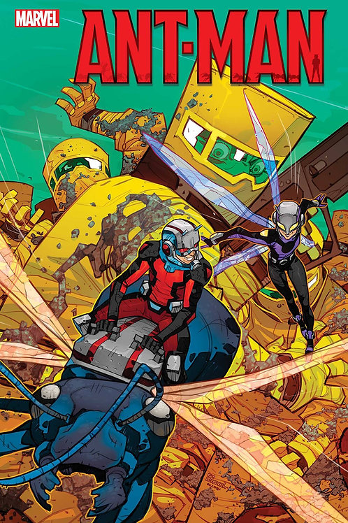 ANT-MAN #1 (OF 5) (75960609705000111)