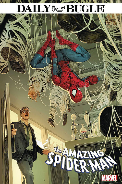 AMAZING SPIDER-MAN DAILY BUGLE #4 (OF 5) (75960609803300411)