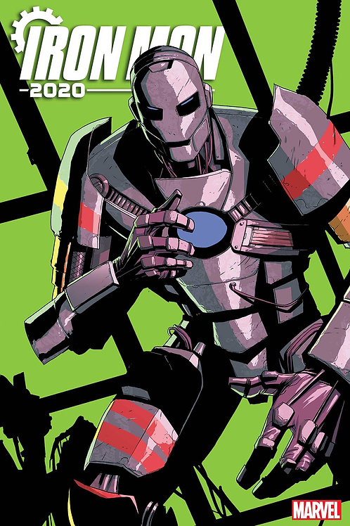 IRON MAN 2020 #2 (OF 6) (75960609541400211)