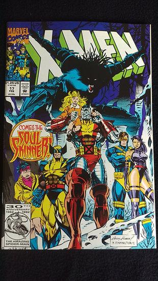 X-MEN #17 (FEB 1993)