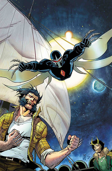 WOLVERINE INFINITY WATCH #3 (OF 5) (75960609219200311)