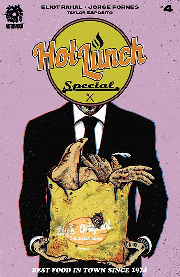 HOT LUNCH SPECIAL #4 (MR)