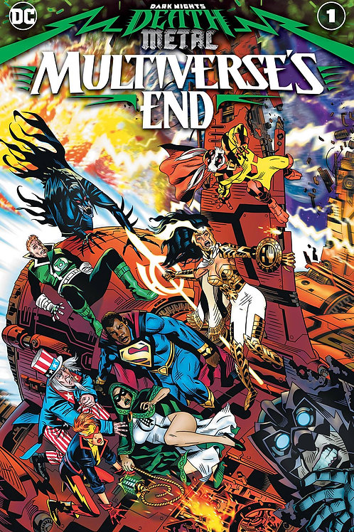 DARK NIGHTS DEATH METAL MULTIVERSES END #1
