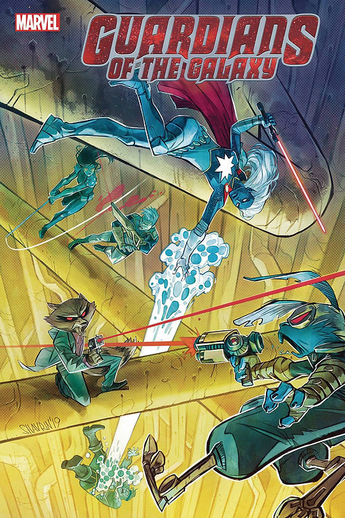 GUARDIANS OF THE GALAXY #4 (75960609657200411)