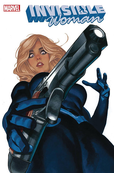 INVISIBLE WOMAN #5 (OF 5)