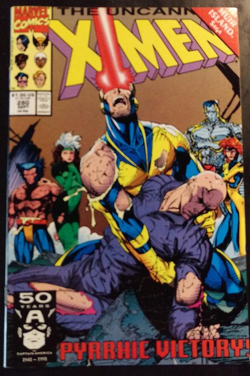 UNCANNY X-MEN #280 (SEP 91)