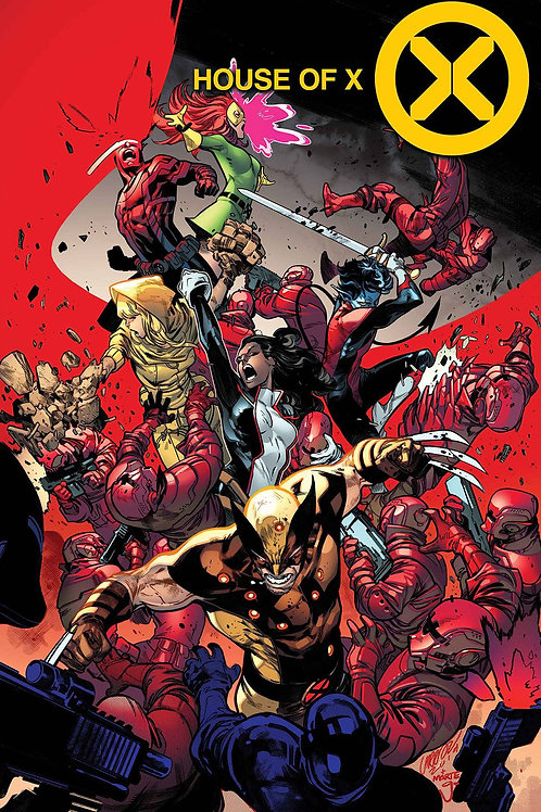 HOUSE OF X #4 (OF 6)