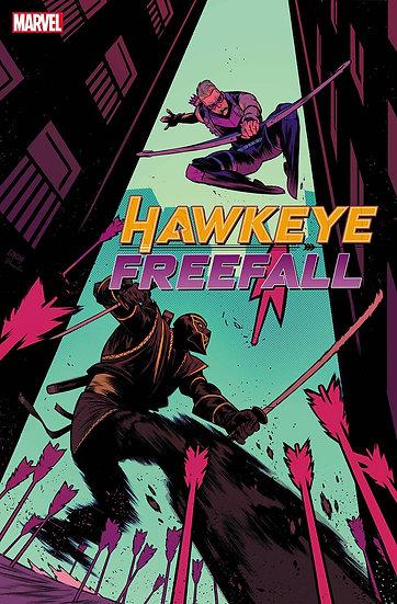 HAWKEYE FREE FALL #2 (75960609576600211)