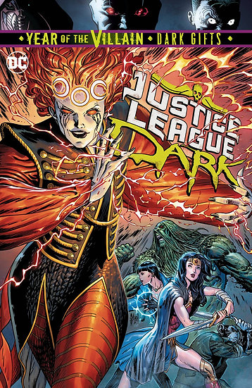 JUSTICE LEAGUE DARK #14 YOTV DARK GIFTS