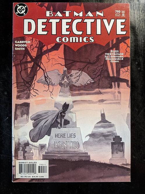 DETECTIVE COMICS #790