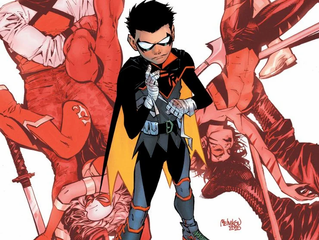 The Wednesday Waffle Issue Twenty Two: Robins and Darkhawks spread their wings