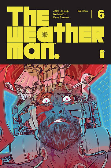 WEATHERMAN #6 CVR A FOX (MR)