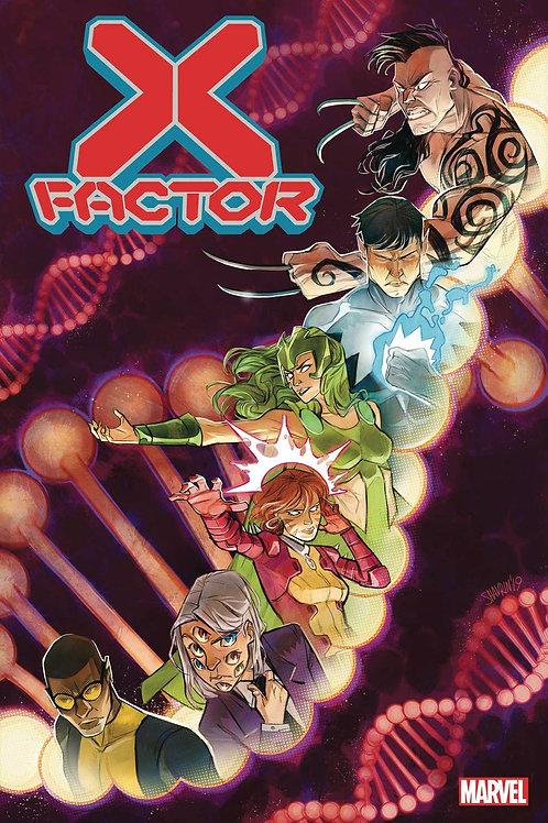 X-FACTOR #1 (75960609663300111)
