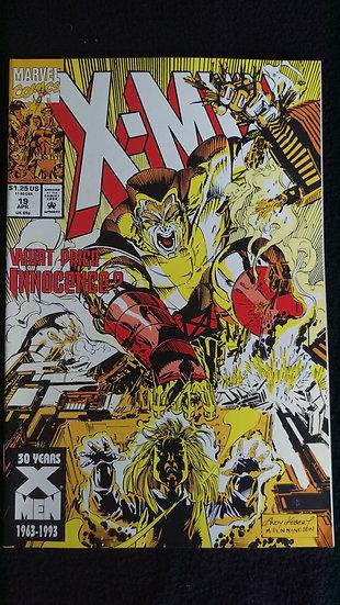 X-MEN #19 (APR 1993)