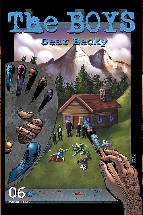 BOYS DEAR BECKY #6 (MR)
