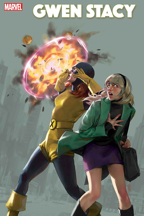 GWEN STACY #4 (OF 5)