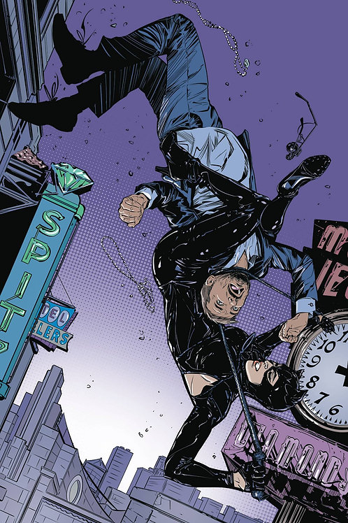 CATWOMAN #9