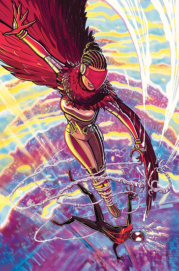 MILES MORALES SPIDER-MAN #6