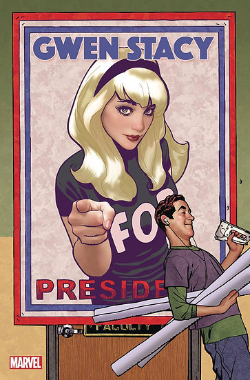 GWEN STACY #2 (OF 5) (75960609819400211)