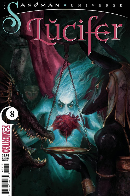LUCIFER #8 (MR)