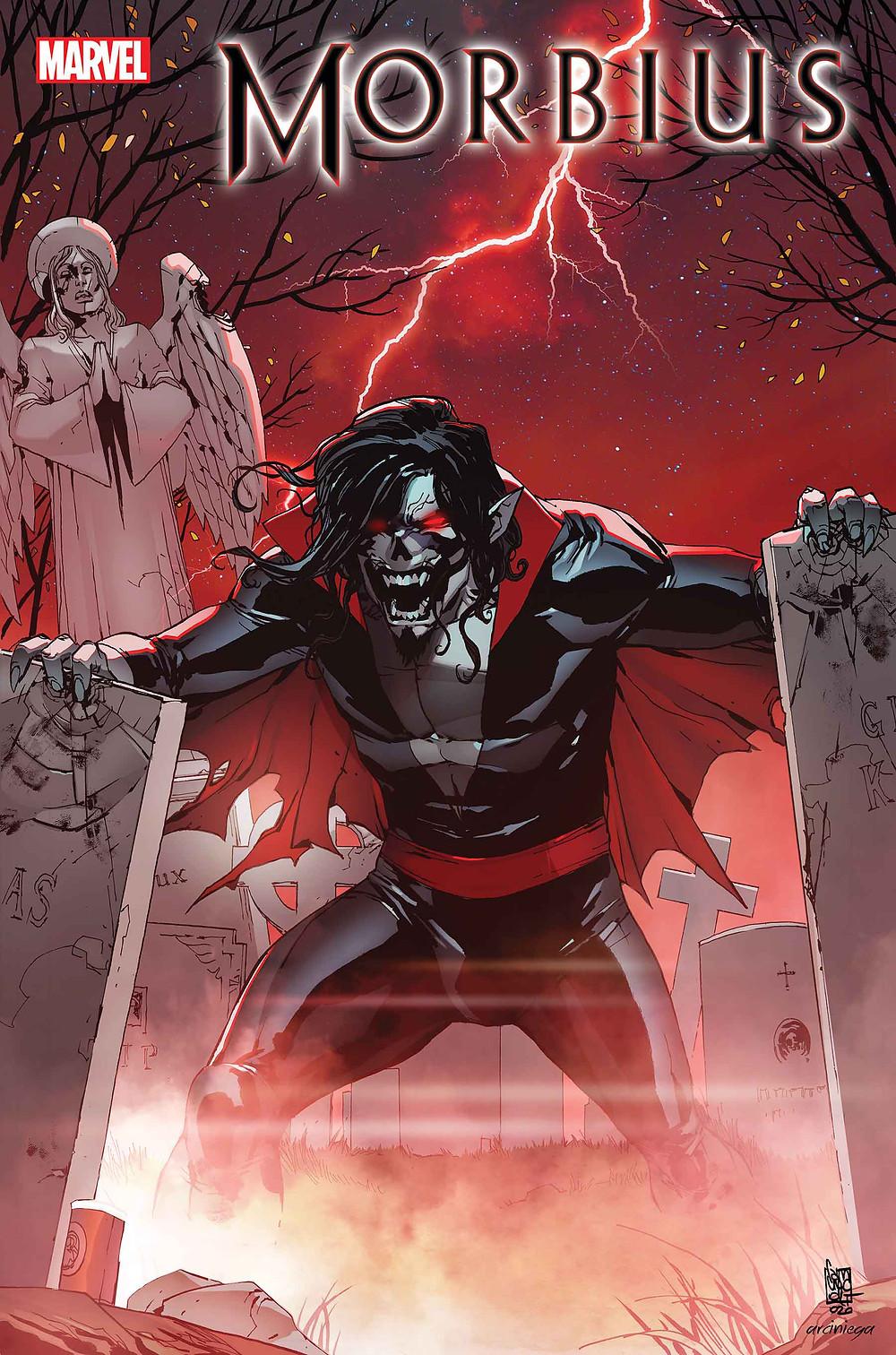 Morbius: Bond of Blood #1 cvr